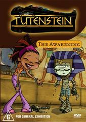 Tutenstein - Vol. 1: The Awakening on DVD