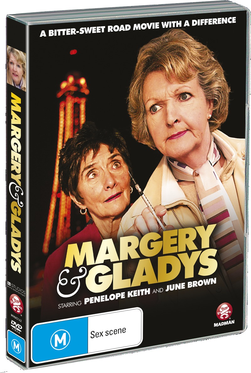 Margery and Gladys on DVD image