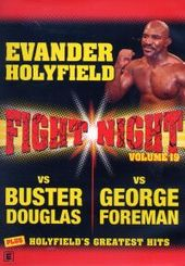 Fight Night - Vol. 19: Evander Holyfield Plus Holyfield's Greatest Hits on DVD