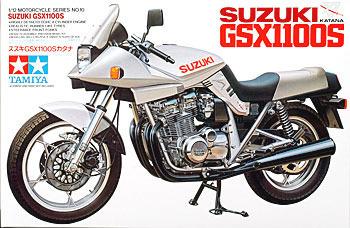 Tamiya Suzuki GSX1100S Katana 1:12 Kitset Model