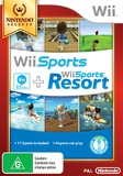 Wii Sports & Wii Sports Resort (Selects) for Nintendo Wii