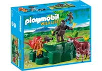 Playmobil: Gorillas and Okapis with Film Maker (5415)