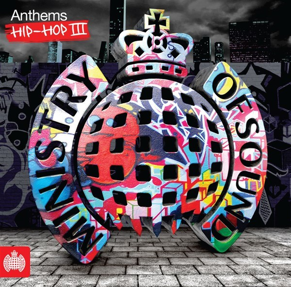 Anthems Hip Hop III by Various Artists image