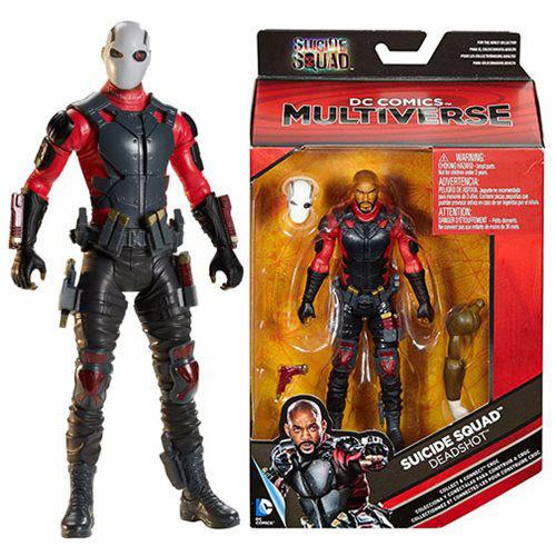"""DC Multiverse: Suicide Squad - 6"""" Deadshot Action Figure image"""