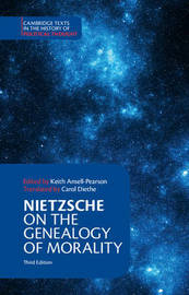 Cambridge Texts in the History of Political Thought by Friedrich Nietzsche