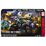 Transformers: Generations - Titan - Trypticon