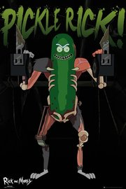 Rick and Morty - Pickle Rick (687)