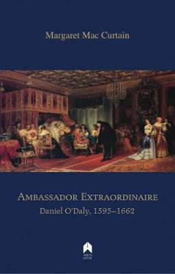 Ambassador Extraordinaire by Margaret Mac Curtain image