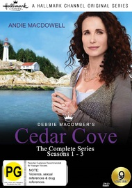 Cedar Cove The Complete Series on DVD