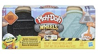 Play-Doh: Wheels 2-pack - Cement & Pavement image