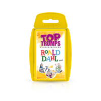 Top Trumps: Roald Dahl