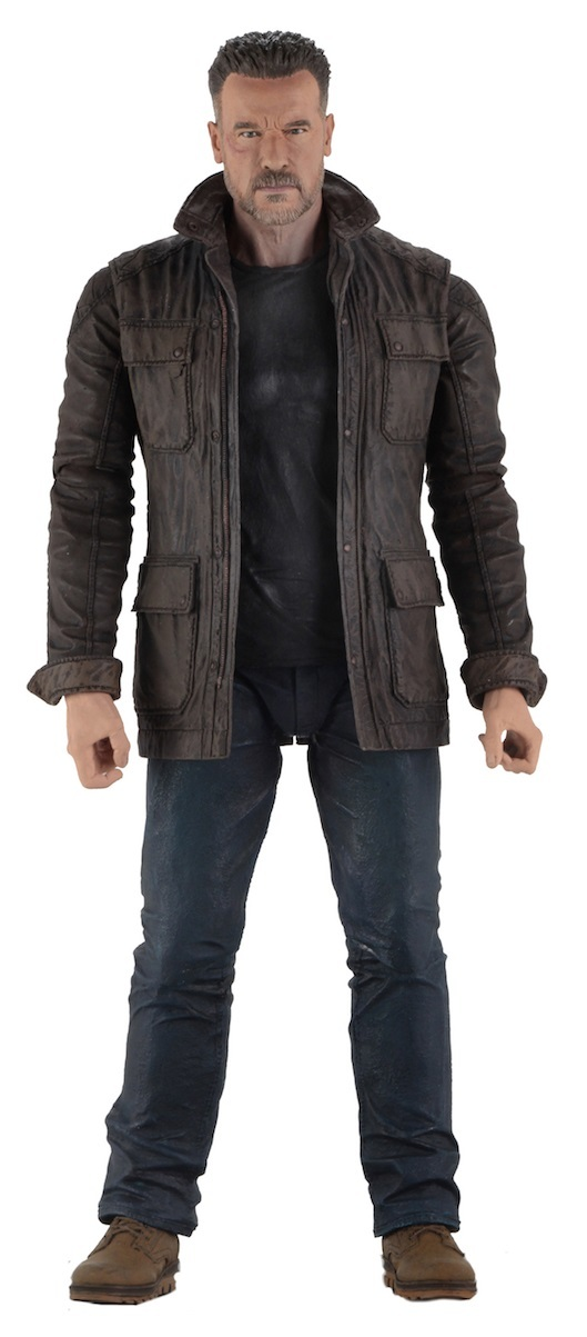 "Terminator: Dark Fate - T-800 7"" Action Figure image"