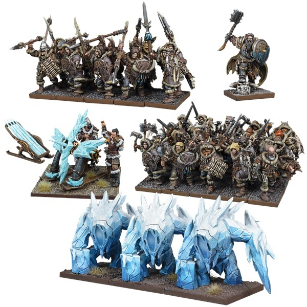 Kings of War: Northern Alliance Army