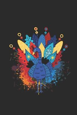 Colorful Peacock by Peacock Publishing