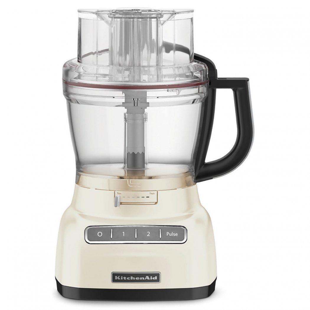 KitchenAid: 13 Cup Food Processor - Almond Cream image