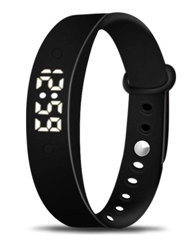 Kids Fitness Smart Band - Black