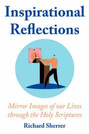 Inspirational Reflections by Richard Sherrer image