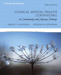 Community and Agency Counseling by Deborah W. Newsome image