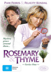 Rosemary And Thyme - Series 1 (2 Disc Set) on DVD