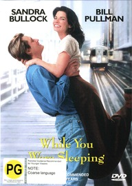 While You Were Sleeping DVD image