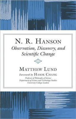 N. R. Hanson by Matthew D. Lund