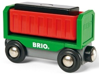 Brio Railway - Tip & Load Wagon