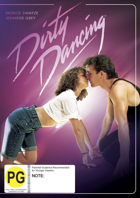 Dirty Dancing on DVD