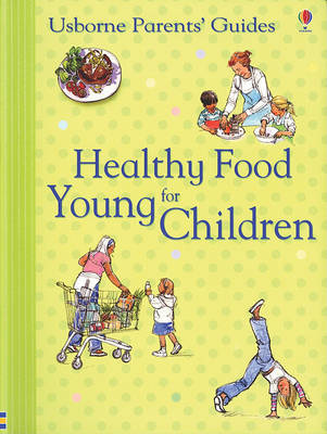 Healthy Food for Young Children Inernet-Referenced by Henrietta Fordham image