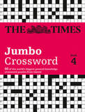 The Times: Jumbo Crossword Book by The Times Mind Games