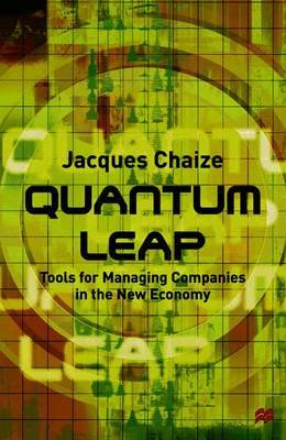 Quantum Leap by Jacques Chaize