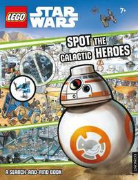 LEGO (R) Star Wars: Spot the Galactic Heroes A Search-and-Find Book by Egmont Publishing UK