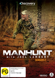 Manhunt - Season 2 on DVD