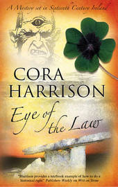 Eye of the Law by Cora Harrison image