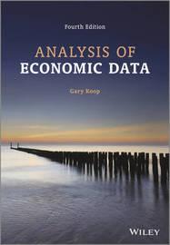 Analysis of Economic Data by Gary Koop