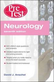 Neurology PreTest Self-Assessment and Review by David J Anschel image