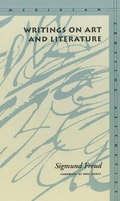 Writings on Art and Literature by Sigmund Freud image