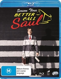 Better Call Saul Season 3 on Blu-ray