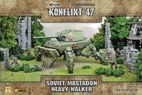 Konflikt 47: Soviet Mastodon Heavy Walker