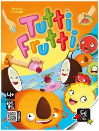Tutti Frutti - Board Game