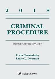 Criminal Procedure by Erwin Chemerinsky image