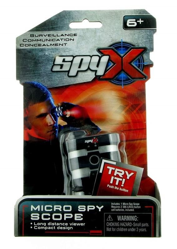 SpyX: Micro Spy Tools - Micro Spy Scope