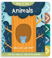 Slide 'n' See Animals by Nick Ackland image