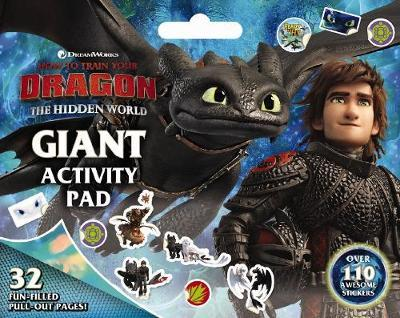 How to Train your Dragon: The Hidden World: Giant Activity Pad image