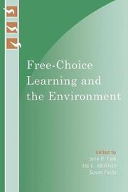 Free-Choice Learning and the Environment image
