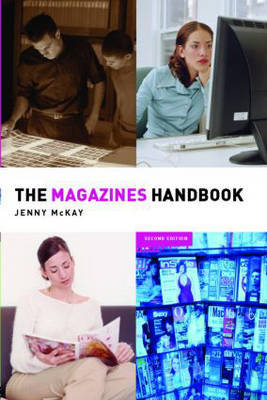 The Magazines Handbook by Jenny McKay image
