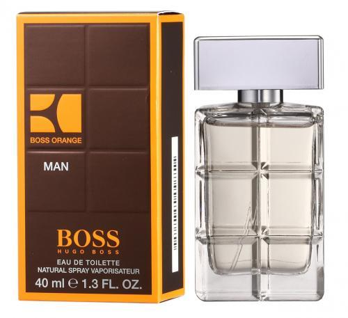Hugo Boss: Boss Orange For Men Fragrance (EDT, 40ml)