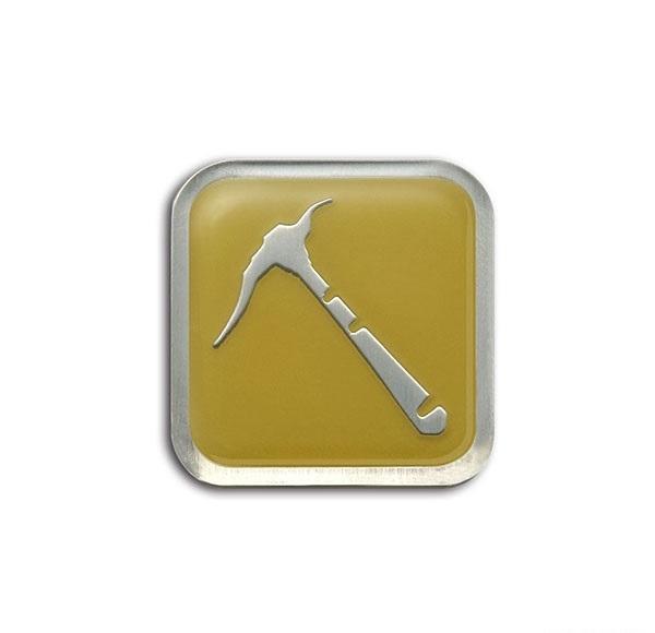 Final Fantasy XIV: Miner (MIN) - Class Icon Pin