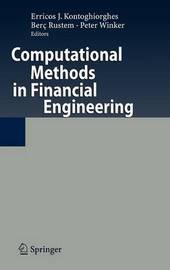 Computational Methods in Financial Engineering image