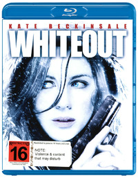 Whiteout on Blu-ray image