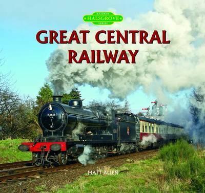 Great Central Railway by Matt Allen